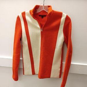 Club Monaco zipped Cardigan